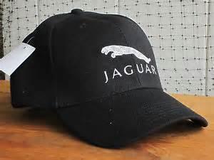 Jaguar Caps New Nwt Jaguar Logo Black Baseball Golf Fishing Summer Hat