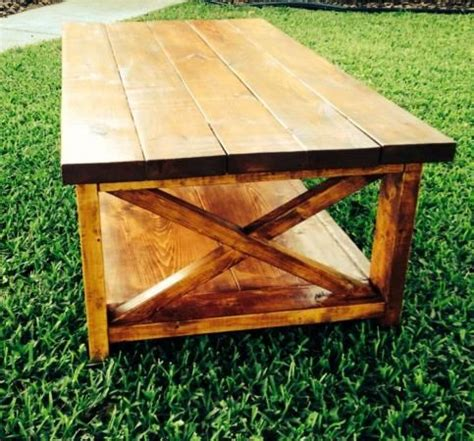 Do It Yourself Coffee Table Rustic X Coffee Table Do It Yourself Home Projects From White Coffee Table Plans