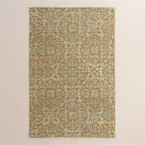 market rugs geo print reversible eryn area rug world market