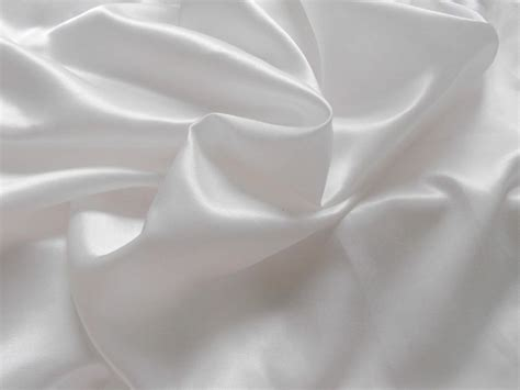 silky white china cotton silk satin fabric sc1602 silk cotton photos