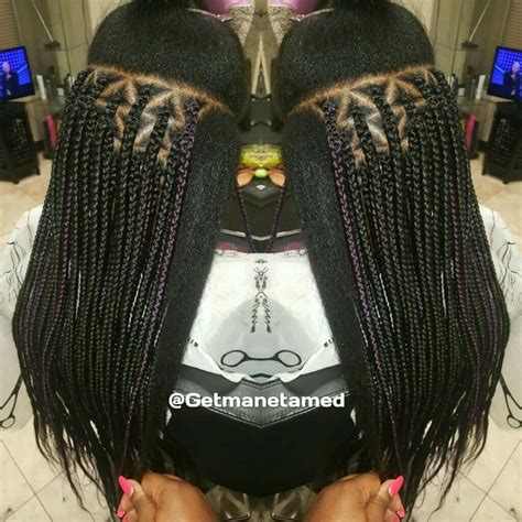 how to do triangle parts for hair braiding box braids triangle parts kids box braids kids braids
