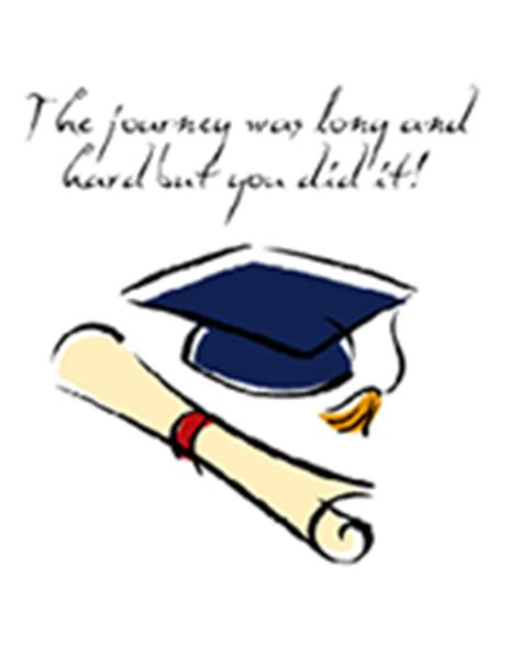 Happy Graduation Card Template by The Journey Was And Graduation Free Printable