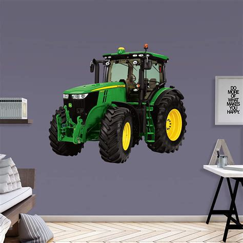 tractor wall stickers deere 6210r tractor wall decal shop fathead 174 for