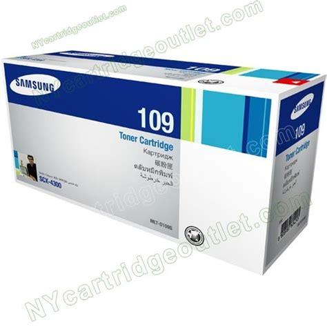 Samsung Black Toner Mlt D109s samsung mlt d109s black toner cartridge oem