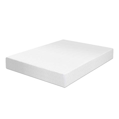 Memory Foam Mattress Thickness by Size 10 Inch Thick Pressure Relief Memory Foam