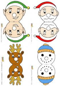 turn chupachups lollipops christmas characters free