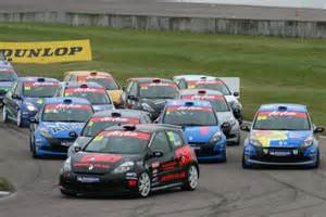 Barc Renault Barc Return As Clio Cup Promoter Renault Uk Clio Cup