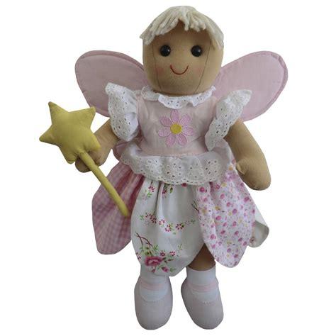 powell craft rag doll 40cm powell craft 40cm rag doll with a wand