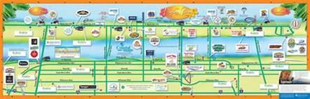 florida boardwalk map daytona area attractions map things to do in daytona