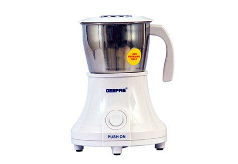 kitchen appliance coffee grinder gcg294 geepas for - Grinder Kitchen Appliance