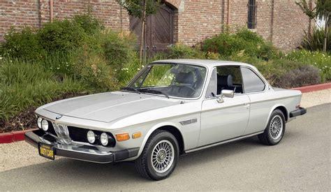 bmw 3 0 cs 1974 bmw 3 0 cs coupe dusty cars