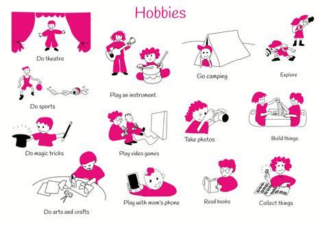 imagenes de hobbies en ingles 7 awesome hobbies that are usefully a plus