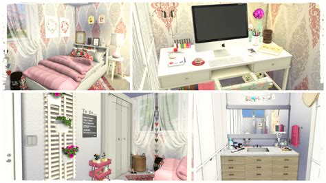 Painting Ideas For Bedrooms sims 4 tumblr room dinha