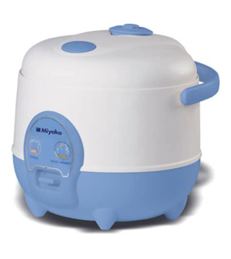 Rice Cooker Miyako Ukuran Kecil jual miyako rice cooker magic 3in1 mcm 612 surya gemilang toko