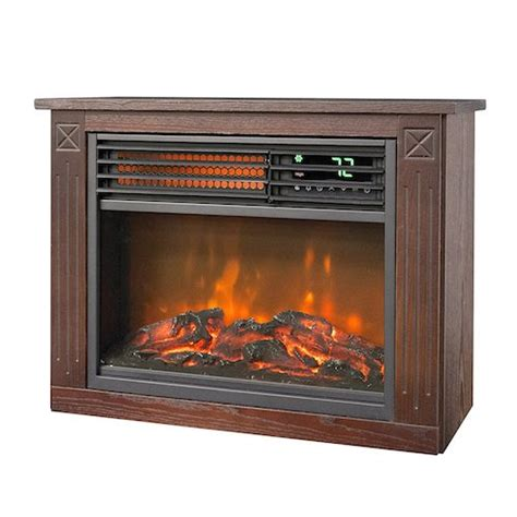 Edenpure Fireplace by Top 10 Best Infrared Heaters In 2017 Reviews Guide