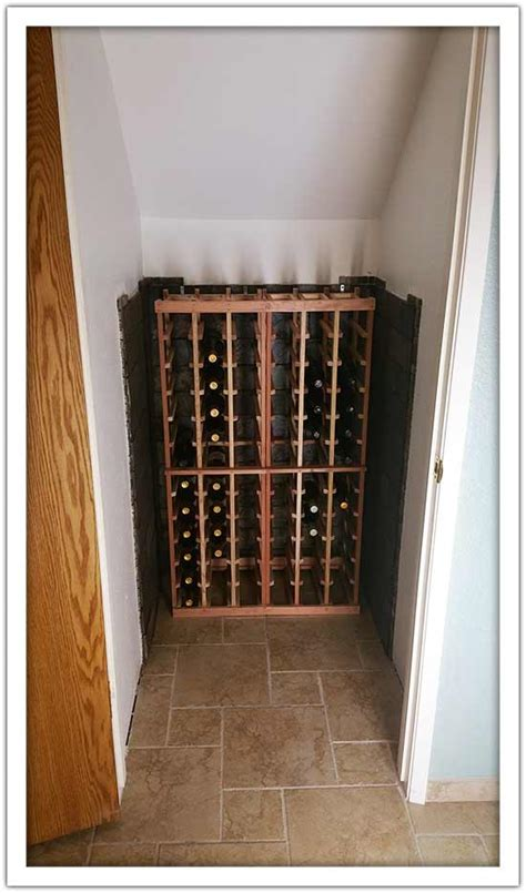 Closet Wine Rack by 29 Creative Places For Wine Cellars And Racks In Your Home
