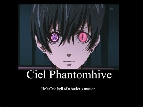 what s in a name becoming butler spoiler alert ciel gets turned into a at the end of