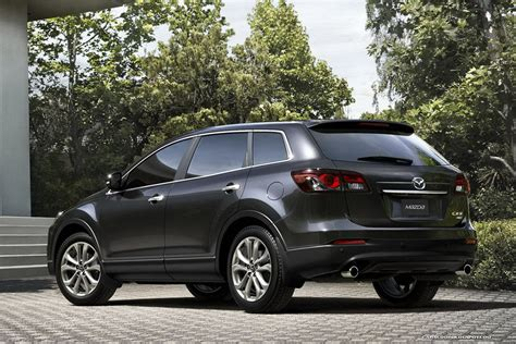 2013 mazda cx 9 with new quot why so serious quot makes world