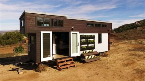 Tiny House Nation Tiny House Tour Survival House Fyi Tiny House Nation Fyi