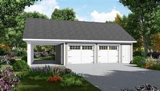 Carport Plans 1040 by Garage Plans Detached Garage Ideas Two Or Three Car