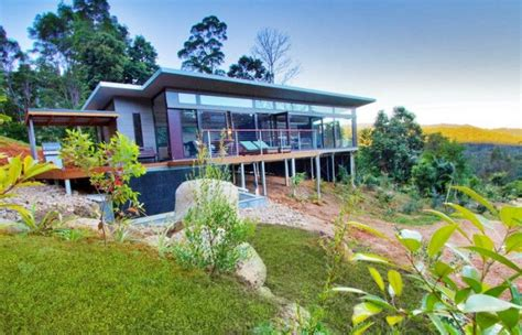 sloping block design ideas for the house