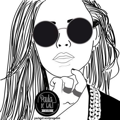 imagenes en blanco ynegro para dibujar nuevos retratos personalizados trazos blanco y negro