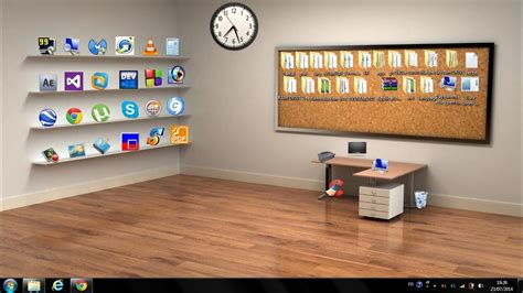 how to make your home beautiful how to make a beautiful classic 3d desktop in windows