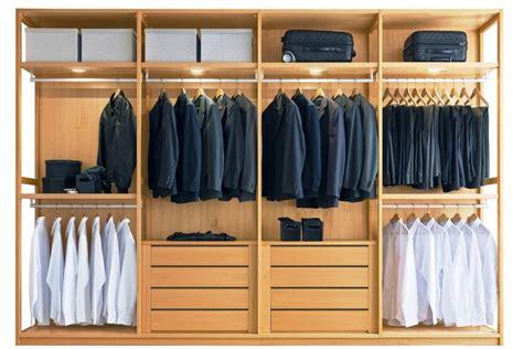 idee armadio fai da te foto costruire una cabina armadio