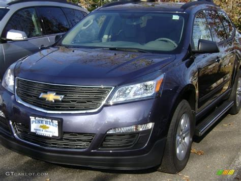 chevrolet traverse blue 2014 chevy traverse owner satisfaction autos post