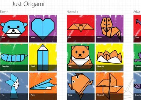 Origami Apps - windows 8 origami app just origami