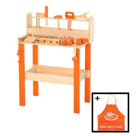 home depot work bench kids the home depot kids toy work bench wb 02028 the home depot