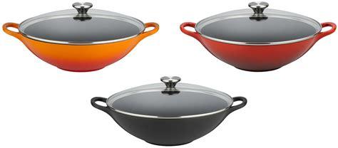 schemel synonym le crueset wok le creuset wok w lid 32cm cerise le