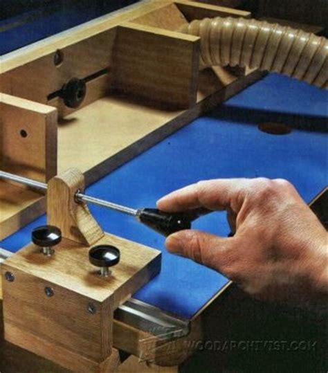router table plans woodarchivist