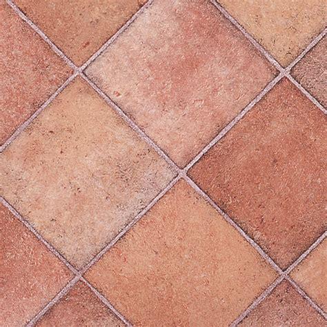 terracotta tile rhinofloor vinyl flooring slip