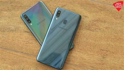 Samsung A10 2019 Price In India by Samsung Galaxy A50 A30 A10 Launched In India Price Specifications And All You Need To