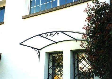 copertura porta ingresso tettoie pensiline ingressi tettoie policarbonato coperture