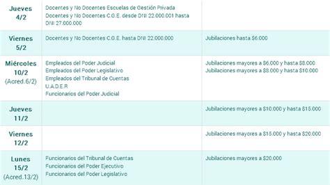 cronograma de pago docente 20 kn8mkelderlawphxcom modificaron el cronograma de pagos por el reclamo de
