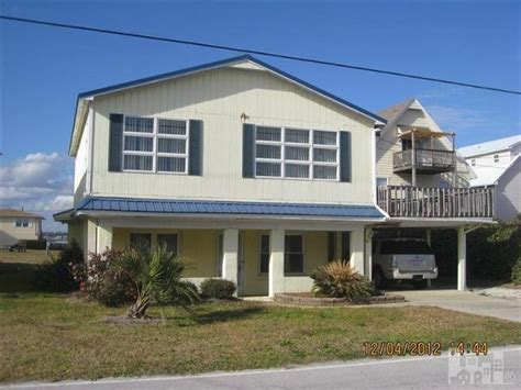 Topsail Beach North Carolina Reo Homes Foreclosures In Topsail Houses For Sale