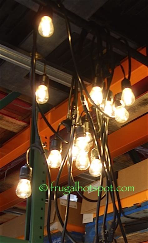 feit electric string lights costco costco sale feit electric string lights 34 99 frugal
