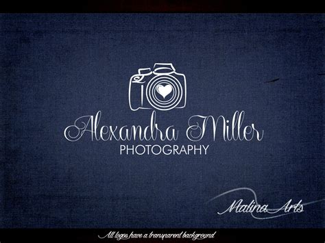 photography logo templates photography logo design and photography watermark logo