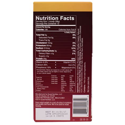 protein 0 calories 0 calorie protein shake
