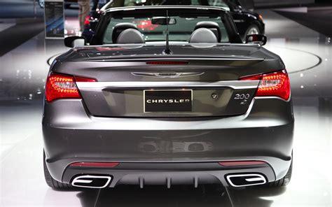 Chrysler 200 Convertible » Home Design 2017
