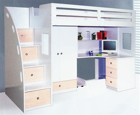 Bunk Bed King Single King Single Loft Bed