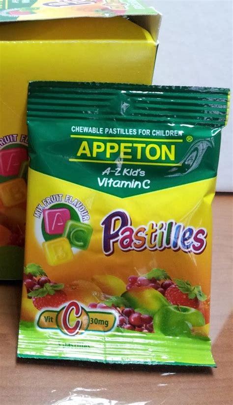 Appeton Vitamin C appeton vitamin c appeton a z vitamin c strawberry 100s