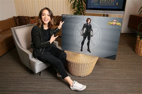 movie with chloe bennet from chloe wang 汪可盈 to chloe bennet who is the real