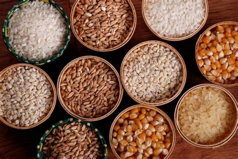 whole grains that runners should actually be