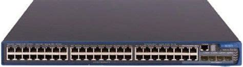 Switch Hub 3com 48 Port 3com 3crs45g 48 91 us model 4510g 48 port switch advanced access and distribution for medium
