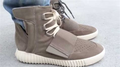 Ads Yeezy Boots Black Cooper yeezy 750 boost lace comparison