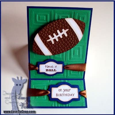 Sports Birthday Cards Sports Birthday Card Cards For Kids Of All Ages Pinterest
