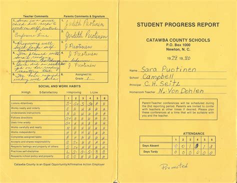 sle report card comments for special needs students kindergarten progress report trouble